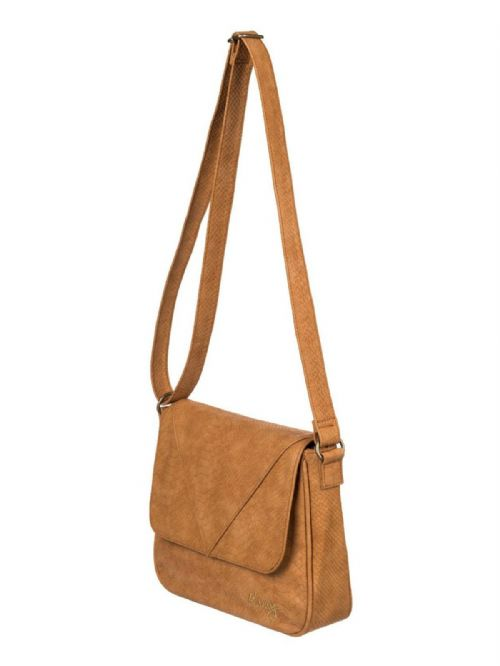 ROXY WOMENS BAG.NEW AFTERNOON LIGHT TAN FAUX LEATHER SHOULDER HANDBAG 7W 66 YLKO